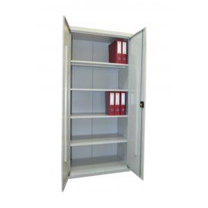 Фото 4 - Шкафы металлические для документов.
