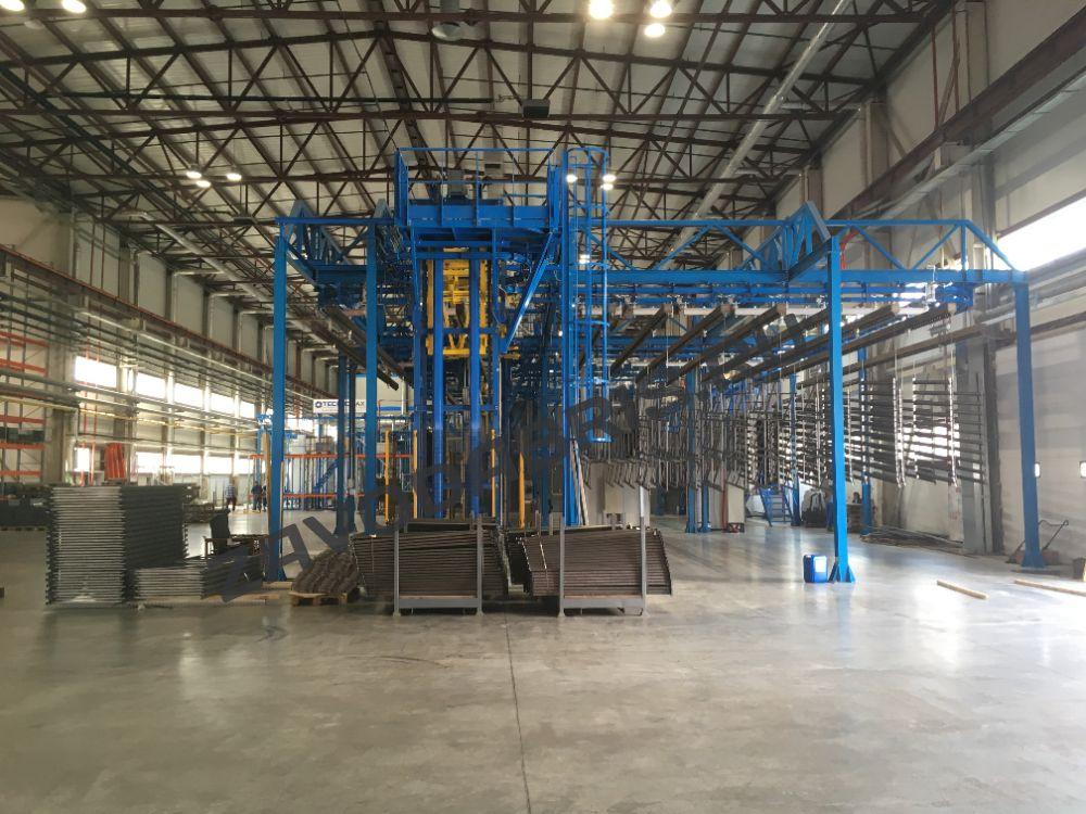 Завод по производству стеллажей (1)