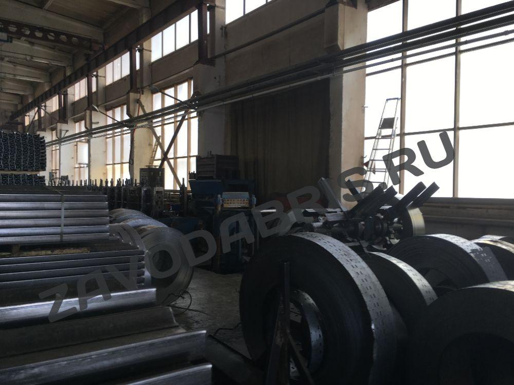 Завод по производству стеллажей (2)