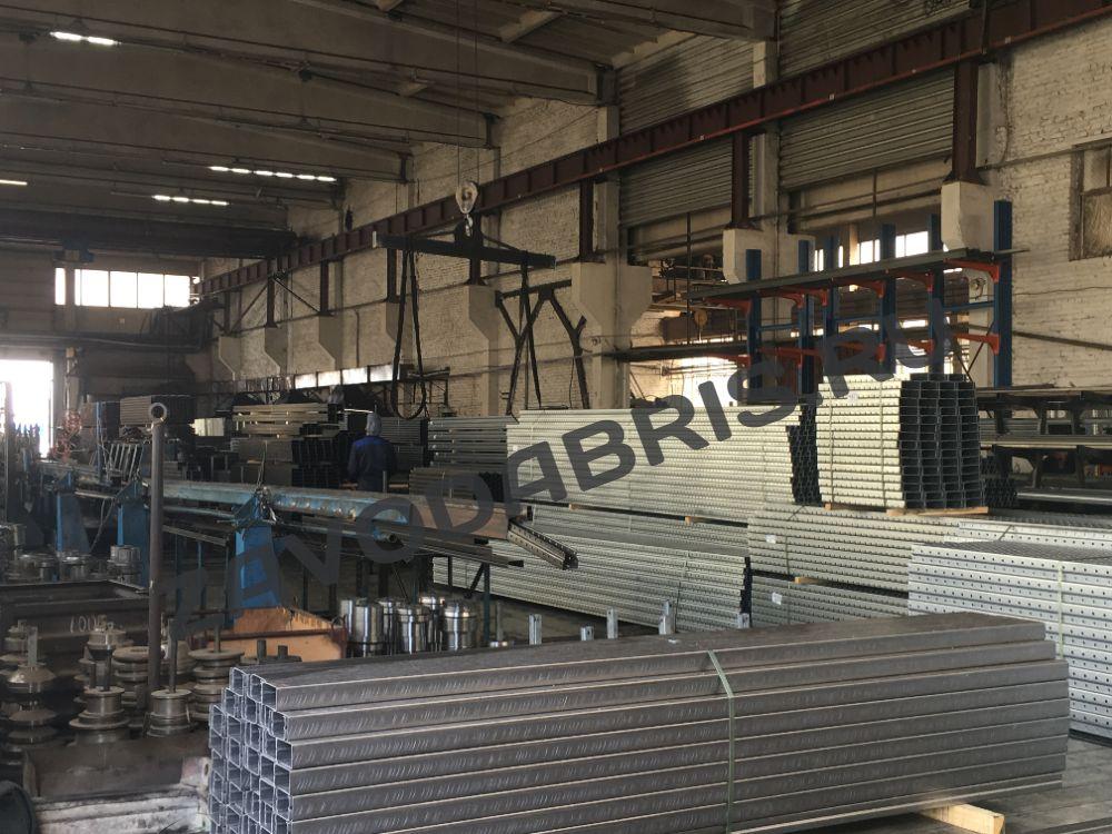 Завод по производству стеллажей (3)