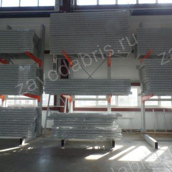 Фото 13 - Консольные стеллажи в Екатеринбурге.