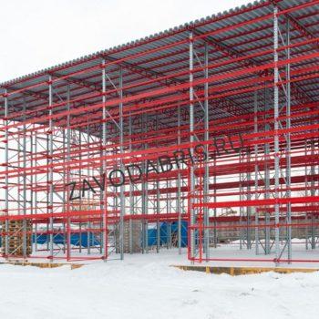 Фото 13 - Самонесущие склады в Екатеринбурге.