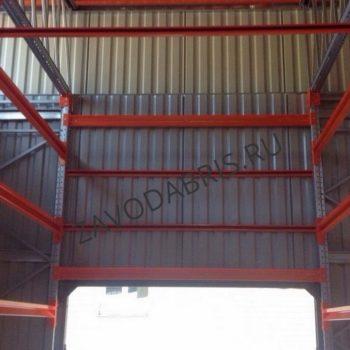 Фото 12 - Самонесущие склады в Екатеринбурге.