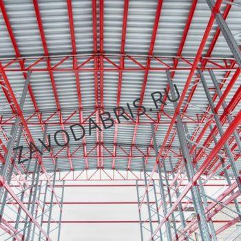 Фото 11 - Самонесущие склады в Екатеринбурге.