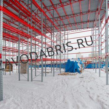 Фото 10 - Самонесущие склады в Екатеринбурге.