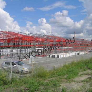 Фото 9 - Самонесущие склады в Екатеринбурге.
