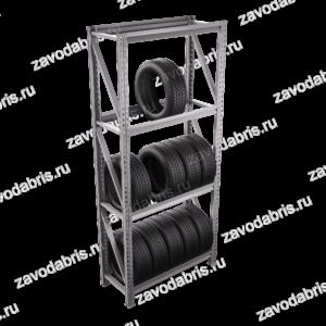 Фото 6 - Стеллаж для колес шин дисков<br>под ваши размеры цена по запросу.
