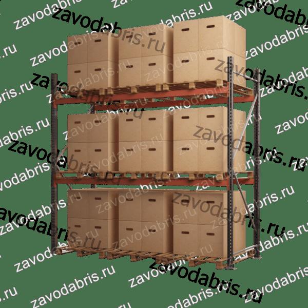 Фото 2 - Промышленные стеллажи для склада.
